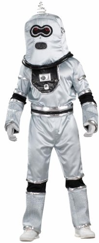 kids costumes robot - 2