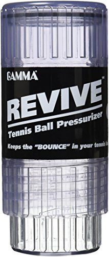 Gamma Revive Tennis Ball Pressurizer, Clear