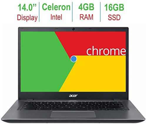 Newest Acer Chromebook 14-inch LED Anti-glare HD d...