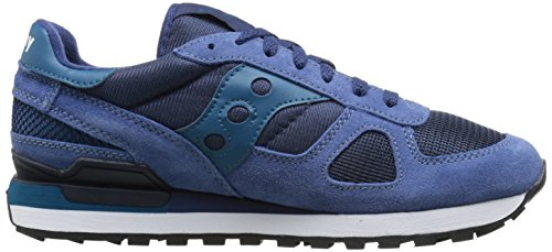 Men Bleu Baskets homme Shadow Original mode Saucony 8xUO1O