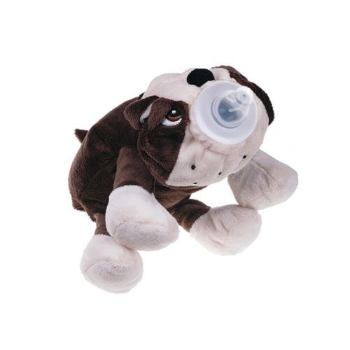 Bottle Pets Baby Bottle Cover Sammy the Bulldog