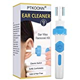 Earwax Removal Kit,Earwax Remover,Electric Ear