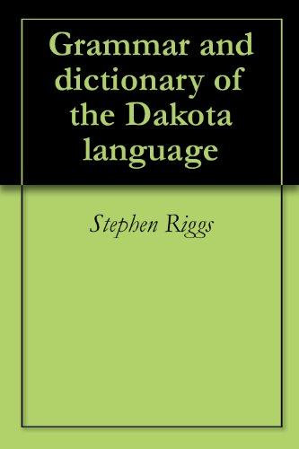 Dakota-Lakota Language Community and Tools