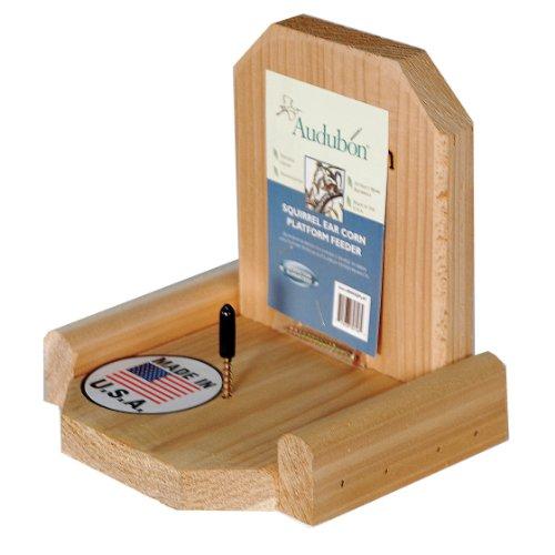 - Woodlink NASQPLAT Audubon Squirrel Platform Feeder