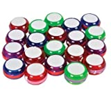 36 Mini Yo Yo Assorted Colors