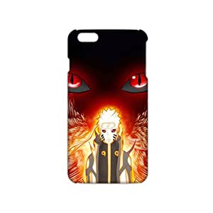 Slim Thin 3D Case Cover Cartoon Anime Naruto Phone Case for iPhone6