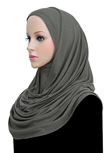 Khatib Jersey Cotton Instant Headscarf