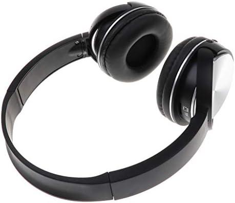 Cascos Bluetooth Inalámbrico de Diadema,Auriculares Cerrados con ...