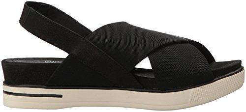 Eileen Fisher Women's Spa-Nu Platform Sandal Black 2VaBv