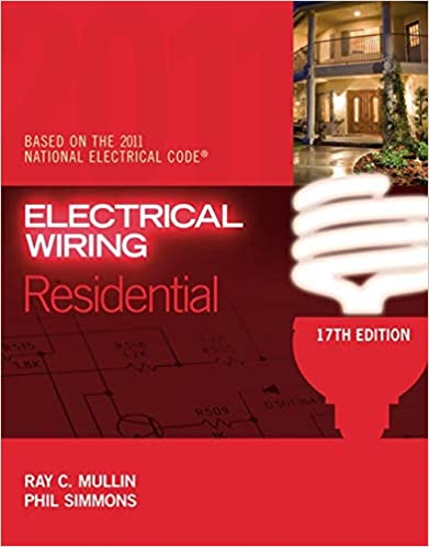 electrical wiring: residential 17th edition
