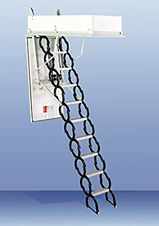 elektrische bodentreppe