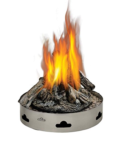 Napoleon Patioflame Natural Gas with Logs (Outdoor Patioflame Fire Pit)