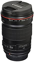 Canon Ef 135mm F2l Usm Lens For Canon Slr Cameras - Fixed