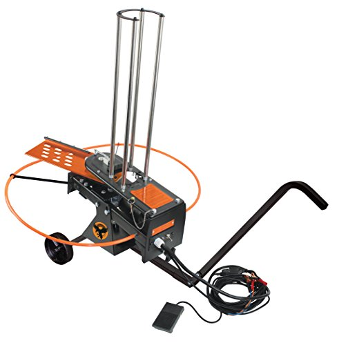 Do-All Outdoors - Raven Automatic Trap with Wheels, 50 Clay Capacity