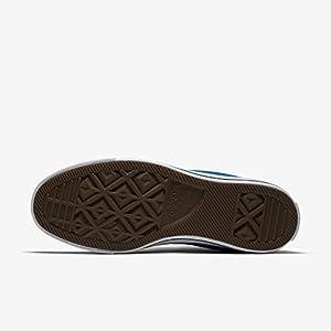 Converse Unisex Shoes Chuck Taylor All Star Hi Soar Blue Fashion Sneakers (9 Men's / 11 Women's)