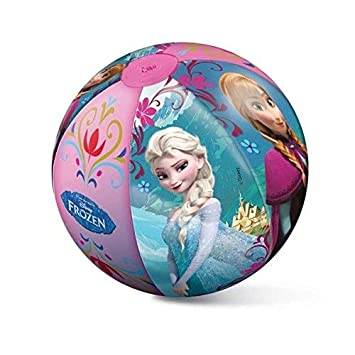 Disney Frozen - Balón Hinchable, 50 cm (Mondo 16525)