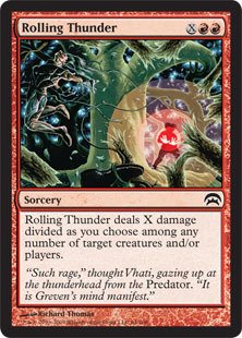 Magic: the Gathering - Rolling Thunder - Planechase