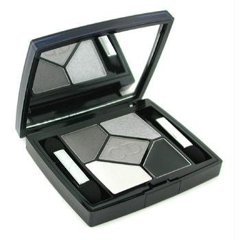 Christian Dior 5 Color Designer All in One Artistry Palette for Women, No. 008 Smoky Design, 0.15 Ounce