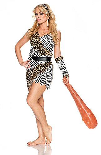 Delicious Barbarian Beauty Costume, Multi, Large ()