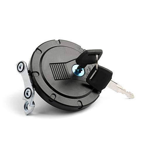 Bruce & Shark Fuel Gas Tank Cap Keys for Kawasaki KL KLR KLX 250 650 KMX 125/200 KL110 KLX125