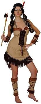Pocahontas Native Indian Princess Halloween Costume X (disfraz ...