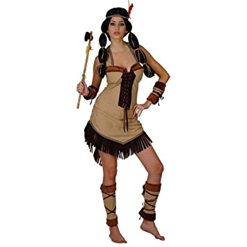 Pocahontas Native Indian Princess Halloween Costume S (disfraz ...