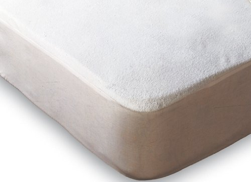 Terry Towelling Waterproof Mattress Protector Super King Size Nights UK