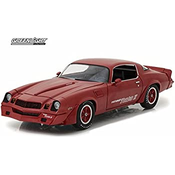 Chevy 1981 Camaro Yenko Z28 Turbo Z, Red - Greenlight 12999 - 1/18