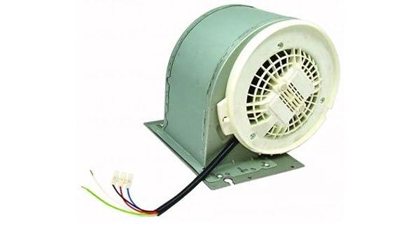 Motor de ventilador para equivalente a del horno Tecnik 495859 ...