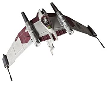 Revell easykit 06669 Star Wars V-19 Torrent Starfighter - Maqueta de Nave Espacial de Clone Wars