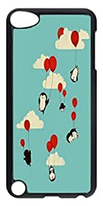 iCustomonline We Can Fly Back Cover Snap on Case for iPod Touch 5 5th