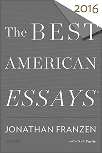 Download PDF The Best American Essays 2016