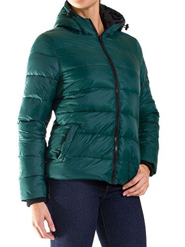 Dark 460 Couleur 790 Carrera Green Longue Taille Manche Pour Femme Blouson Jeans Unie Normale fqHwZ7