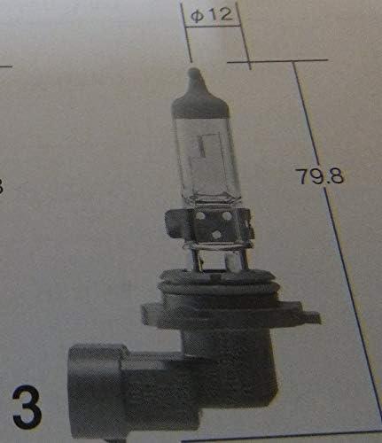 DJ タクティ マジェスタ(URS/UZS20系)ヘッドランプバルブ ハイビーム HB3-12V65W(60W)