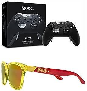Microsoft - Mando Elite (Xbox One) + Hawkers SPAIN - Gafas de sol: Amazon.es: Videojuegos