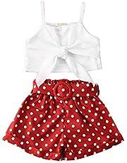 FOCUSNORM 4 pcs Baby Girls Pants Set Newborn Infant Toddler Letter Romper Arrow Heart Pants Hats Headband Clothes