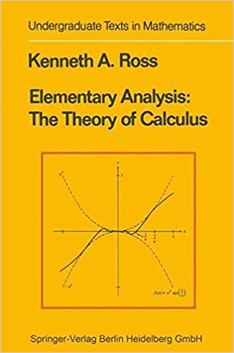 Buy elementary analysis the theory of calculus undergraduate texts buy elementary analysis the theory of calculus undergraduate texts in mathematics book online at low prices in india elementary analysis the theory of fandeluxe Images