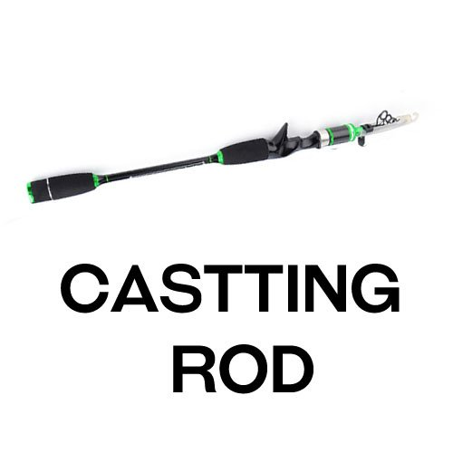 (WGWBHJN 1.8M 2.1M 2.4M Spinning Fishing Rod M Power Telescopic Fishing Rod Carbon Fiber Casting Rod Dark Grey 2.1 m)