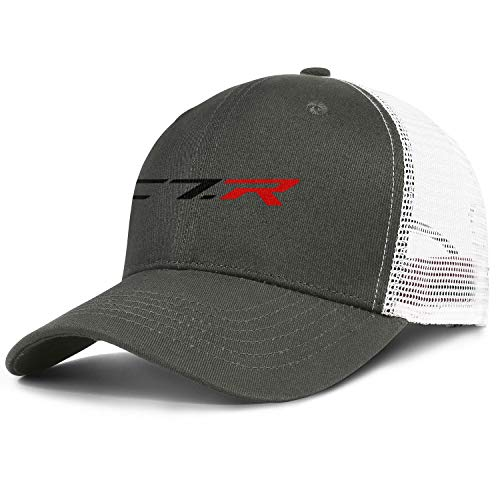 Mens Womens Black-Corvette-C7-logo- Adjustable Golf Bucket Hats Military Caps Classic Baseball Hat Cap