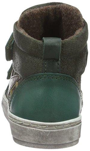 Bisgaard TEX boot - botas infantiles con forro cálido, unisex Verde (1005-1 Forest)