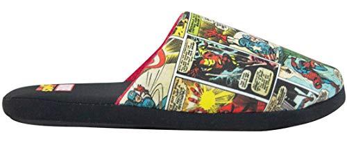 Marvel Comic Slippers Avengers Avengers Marvel Men's UrUzq