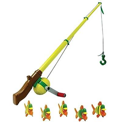 TOMY Jd Fish Pond Adventure: Toys & Games