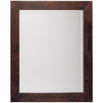 Samson 547 11 0703m Bathroom Mirror Espresso Espresso