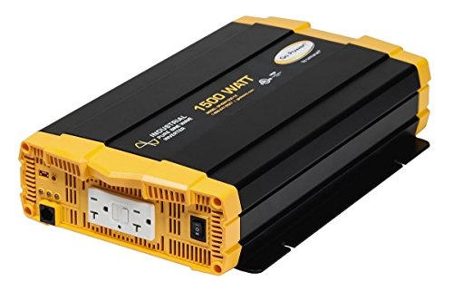 Go Power! GP-ISW1500-12 Industrial Pure Sine Wave Inverter