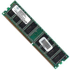 Nanya 256MB DDR RAM PC-3200 184-Pin DIMM ()