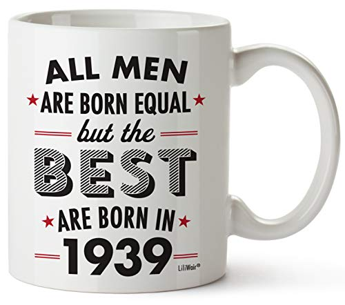 80th Birthday Gifts For Eighty Years Old Men Gift Mugs Happy Funny 80 Mens Man Best