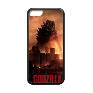 Godzilla Cell Phone Case For Iphone 5/5S Cover