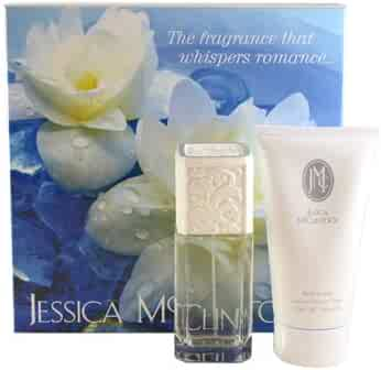 Jessica Mcclintock By Jessica Mcclintock For Women. Gift Set (eau De Parfum Spray 3.4 Oz+ Body Lotion 5.0 Oz)