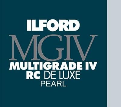 MGIV Multigrade IV RC Pearl 8x10 (50 Sheets) by Ilford