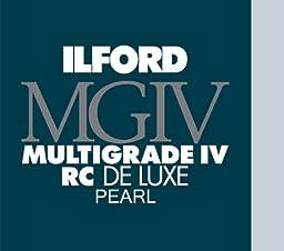 MGIV Multigrade IV RC Pearl 8x10 (50 Sheets)